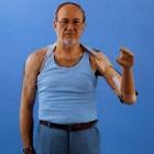 팔꿈치관절 의지-기능형 - 주관절 이단의수 (반자동형)