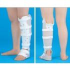 PTB식 단하지 보조기 - (짧은 다리보조기-무릎관절 체중부하식)